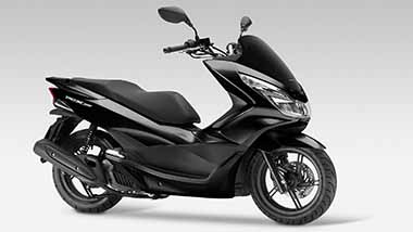 PCX Black Parts(NHA35M)