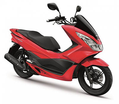 PCX Red Parts (R263)