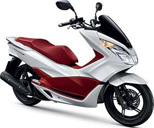 PCX Gloss White (NHA87P)  Parts