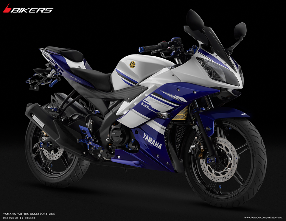 Yamaha R15 Bikers Accessories