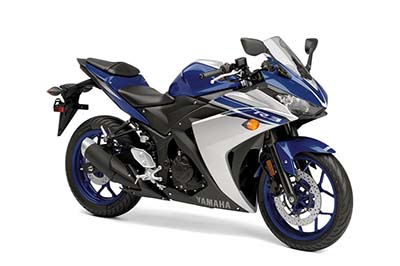Yamaha R3/YZF