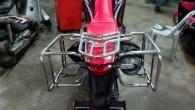 Honda CRF250 Rear Side Racks with top Rack
