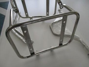 Honda CRF250 Stainless Rear Side Racks