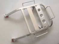 Aluminium Honda CRF 250 Rear Rack